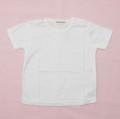 半袖Tシャツ ホワイト 無地 90cm(1908-3598)