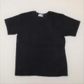 Kaepa 半袖Tシャツ ブラック 無地140cm(1908-3613)