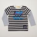 きかんしゃトーマス 長袖Tシャツ オフホワイト 100cm/110cm(342161205-01)