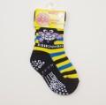 アンパンマン バイキンマンソックス・靴下 スベリ止メ付き12-15cm (1872-950-090)