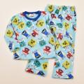 でんたま(新幹線) もこもこ長袖パジャマ 100-130cm(934DT115113)