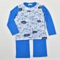 送料無料♪ドラえもん 長袖Tシャツパジャマ ジュニア 130cm/140cm/150cm (934DR1082)