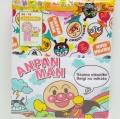 アンパンマンの2Topsパジャマ (TA2413-Pk)
