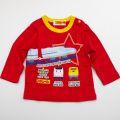 タカラトミー プラレール 長袖Tシャツ 80cm(P33404)