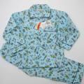 オーミケンシ ニューヨークパジャマ 6才ブルー (D110390)