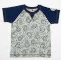 Biquette(ビケット)one piece 半袖Tシャツ(31907-122)