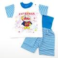 アンパンマンの腹巻付き!半袖パジャマ (TA2103)