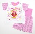 アンパンマンの腹巻付き!半袖パジャマ(TA2103)