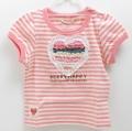 Youpi!(ユッピー)半袖Tシャツ (19051-122)