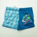 男の子 水着 ブルー スイムパンツ ベビー 90cm/95cm (2009-BU)【メール便可】