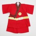 アンパンマン 甚平 スーツ  変身なりきり お面付き パジャマ  90cm/95cm (TA9880)
