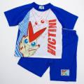 ポケットモンスターの半袖パジャマ(75S911B)