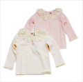 Souris(スーリー)襟付きTシャツ  80cm-120cm(166176-266176)