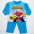 アンパンマンの長袖パジャマ(EA2829-B)