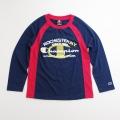 Champion 長袖Tシャツ  130-150cm(CX6115)