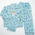 オーミケンシ ニューヨーク パジャマ 6才青色(K112469)