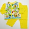 アンパンマンの長袖パジャマ(PA2854-Y)