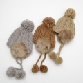 Biquette(ビケット) イヤーマフ付き帽子(75063x75363-134)