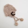 Biquette(ビケット) 耳付きウィンター ベージュ 50-54cm 帽子(75302-123)