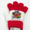 アンパンマン手袋 レッド (L126886)