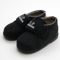 フクスケ U.P renoma こども靴 黒色 (8895-218-BK)