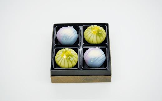 ミラノの伝統×加賀藩の伝統 特別上生菓子