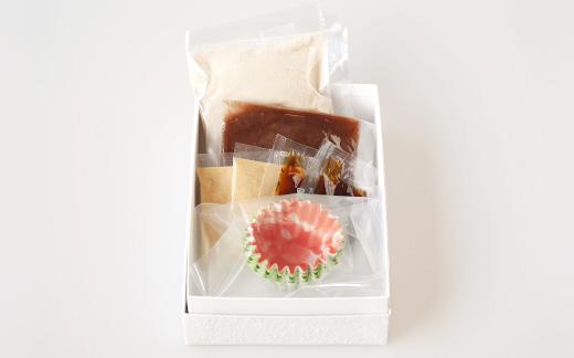 和菓子作り体験セット(わらびもち)