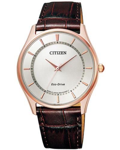 シチズン コレクション BJ6482-04A 革バンド エコドライブ ソーラー 腕時計 CITIZEN メンズ 裏ブタへの刻印対応、有料 取り寄せ品