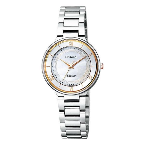 シチズン エクシード エコドライブ チタン レディース 腕時計 EX2090-57P CITIZEN EXCEED 取り寄せ品