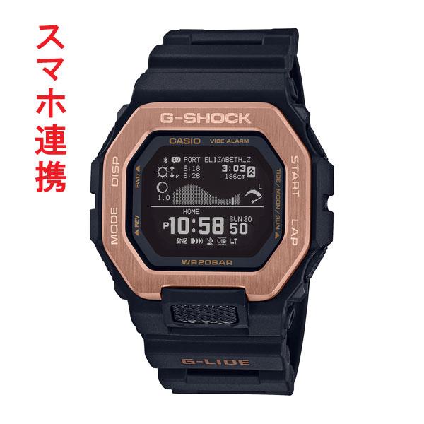 CASIO カシオ G-SHOCK ジーショック Gショック G-LIDE GBX-100NS-4JF メンズ 腕時計 国内正規品 10文字まで刻印対応、有料