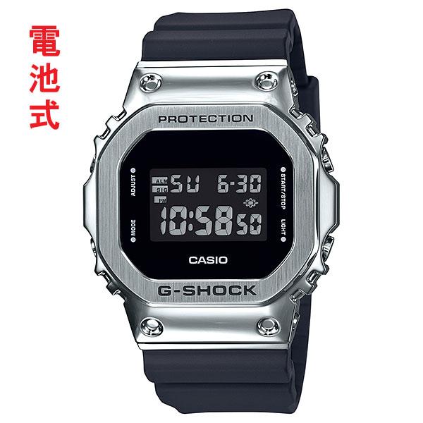 カシオ ジーショック 腕時計 CASIO G-SHOCK メンズ GM-5600-1JF 国内正規品 名入れ刻印対応、有料 取り寄せ品