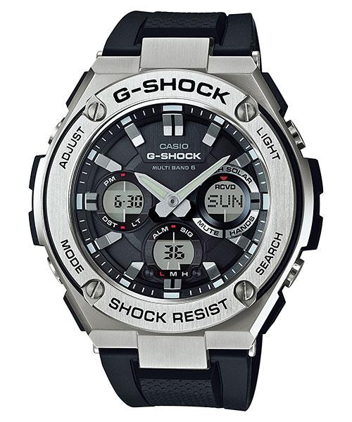 GST-W110-1AJF カシオ Gショック CASIO G-SHOCK G-STEEL 刻印対応、有料 国内正規品 取り寄せ品