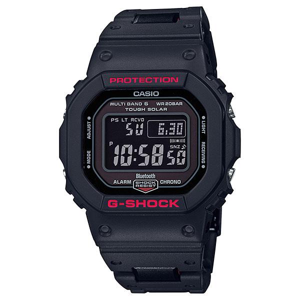 スマホ連携 CASIO G-SHOCK カシオ Gショック ソーラー電波時計 メンズ 腕時計 GW-B5600HR-1JF 国内正規品 刻印対応、有料