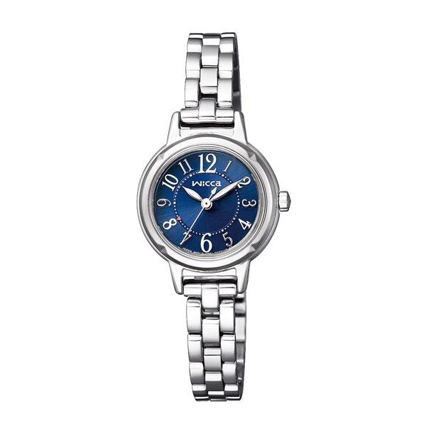 シチズン ウイッカ CITIZEN wicca ソーラー時計 KP3-619-71 女性用腕時計 取り寄せ品