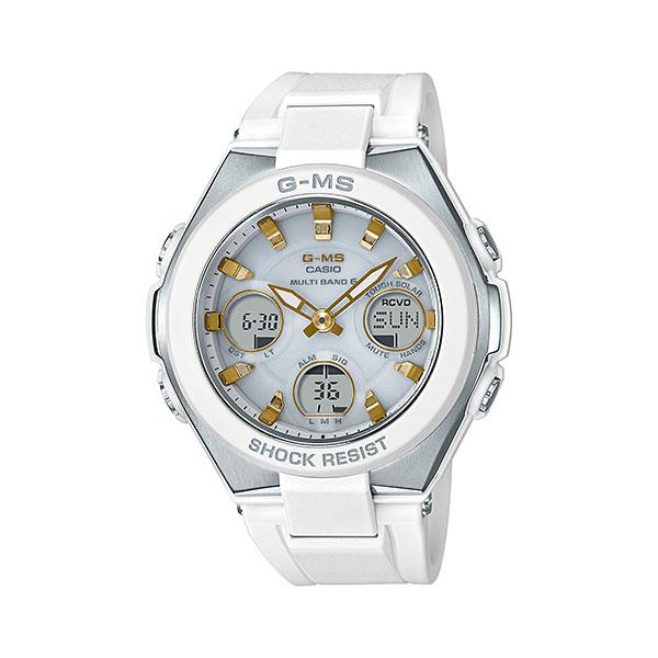 カシオ ベビーG ソーラー電波時計 MSG-W100-7A2JF 女性用 腕時計 CASIO Baby-G 国内正規品 取り寄せ品