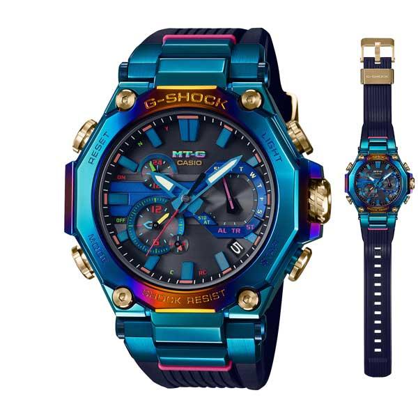 カシオ Gショック CASIO G-SHOCK MT-G ソーラー 電波時計 アナログ メンズ 腕時計 MTG-B2000PH-2AJR 国内正規品