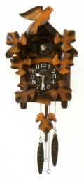 鳩時計 リズム RHYTHM 壁掛け時計 カッコーメイソンR 4MJ234RH06 文字入れ対応《有料》 取り寄せ品