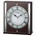 置き時計 CITIZEN シチズン 8RG622-006 置時計 文字入れ対応、有料 取り寄せ品