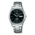 ALBA アルバ AEFD540 ソーラー メンズ 腕時計 男性用 名入れ刻印対応、有料 取り寄せ品