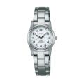 ALBA アルバ AEGD539 ソーラー 女性用 腕時計 名入れ刻印対応、有料 取り寄せ品