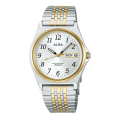 ALBA アルバ  男性用腕時計 AIGT002 ルミブライト付 メンズウオッチ 名入れ刻印対応、有料 取り寄せ品