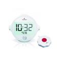 振動とアラーム音 デジタル 目覚まし時計 ベルマン アラームクロック クラシック  BE1350