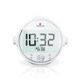 ライトの点灯と振動とアラーム音 デジタル 目覚まし時計 ベルマン アラームクロック プロ  BE1370 送料無料 取り寄せ品