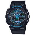 カシオ CASIO Gショック G-SHOCK ジーショックGA-100CB-1AJF カモフラージュ柄 メンズ 腕時計 男性用 国内正規品 取り寄せ品