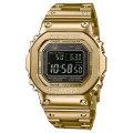 カシオ ジーショック 腕時計 Gショック ソーラー電波時計 GMW-B5000GD-9JF メンズ 国内正規品 取り寄せ品