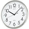 セイコー SEIKO 壁掛け時計 オフィスクロック KH220A スイープ 連続秒針 クオーツ時計 文字入れ対応、有料 取り寄せ品