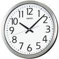 セイコー SEIKO 壁掛け時計 防湿防塵 KH406S スイープ 連続秒針 クオーツ時計 取り寄せ品