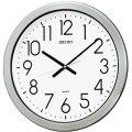 セイコー SEIKO 壁掛け時計 防湿防塵 KH407S スイープ 連続秒針 クオーツ時計 取り寄せ品