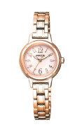 ソーラー 女性用 腕時計 シチズン CITIZEN Wicca ウィッカ KH9-965-91 取り寄せ品