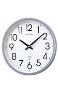 セイコー 電波時計 SEIKO 壁掛け時計 オフィス クロック KS265S 文字入れ対応、有料 取り寄せ品
